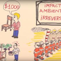 [VIDEO] ¿Volver a la época del salitre? No al extractivismo y a sus daños irreversibles