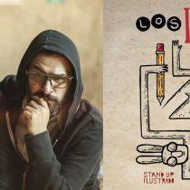 Cartelera urbana: Liniers y Montt, un espectáculo de ilustración y humor en vivo