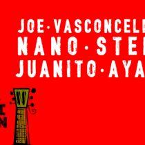 Cartelera Urbana: Concierto Cachipún, tres destacados cantautores nacionales en un escenario