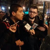[VIDEO] ACES funa cuenta pública de Tohá haciéndose pasar por una junta de vecinos de la comuna