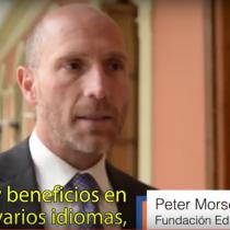 [VIDEO] ¿Qué tan importante es saber inglés? Fundación Oportunidad entrega estrategias a docentes para enseñar inglés a niños