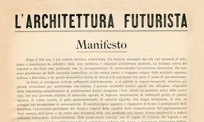 """Conferencia """"Futurismo. Primera Vanguardia"""" en MAC Parque Forestal, 21 de junio. Entrada liberada"""