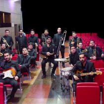 Concierto gratuito de Mapocho Orquesta en Aula Magna Universidad de Santiago de Chile, 22 de junio