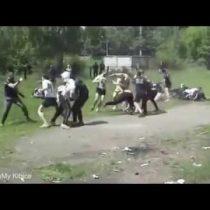 [VIDEO] Así entrenan los hooligans rusos que tienen a su selección al borde de la descalificación en la Euro 2016