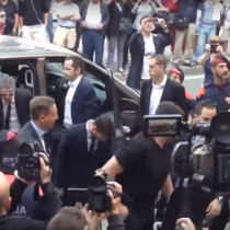 [VIDEO] Insultos a Lionel Messi en Barcelona: