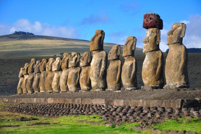 Base militar norteamericana en Isla de Pascua cambió para siempre costumbres de los rapa nui