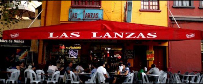 """Placeres Capitales: Café restaurante """"Las Lanzas"""", una muy buena comida con un servicio muy bajo"""
