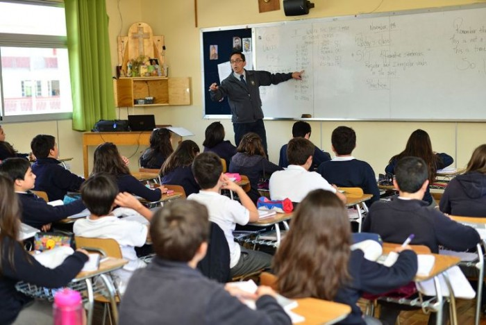 La conmovedora carta de estudiantes de 6to básico del Manuel de Salas a profesores y apoderados