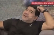 [VIDEO] Maradona le mete presión a la final: