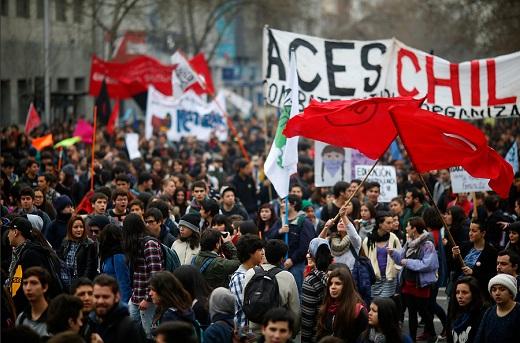 Intendencia autoriza marcha de la Confech que pasará por la Alameda