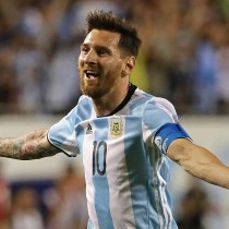 Messi calienta motores previo a la final con Chile: