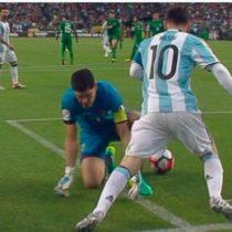 [VIDEO] El lujo que se dio Messi con el arquero de Bolivia en Copa América