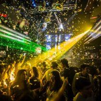 [SOCIALES] Cerveza Miller invitó a la fiesta Golden Nights en el Eve