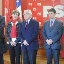 Ministro del Interior se reunió con comisión política del Partido Socialista