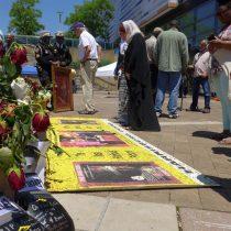 Mohamed Ali es despedido por miles de personas en Louisville