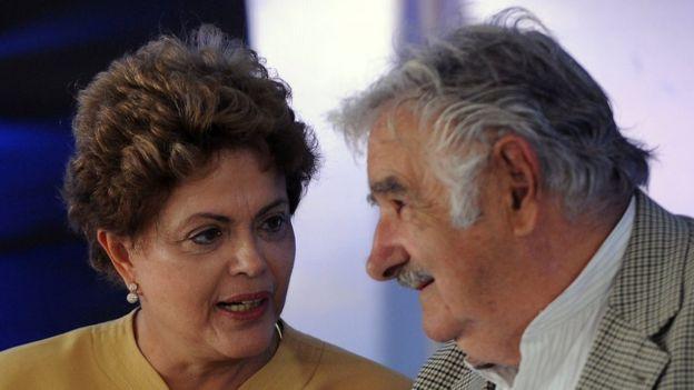 José Mujica considera que la solución en Brasil son unas nuevas elecciones.