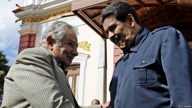 """José Mujica opina que Nicolás Maduro está """"demasiado cerrado"""""""