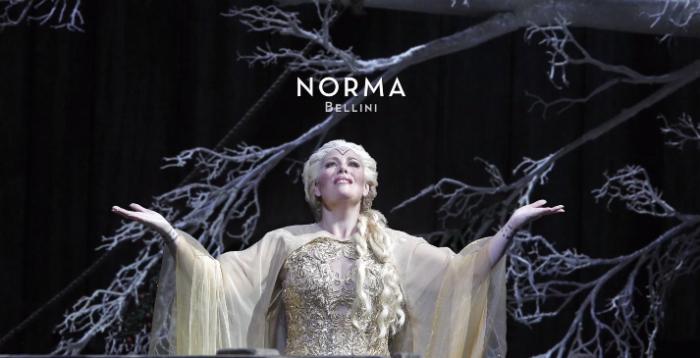 """""""Norma"""" del Ciclo Ópera para Todos en Cine Arte Alameda, 26 de junio"""