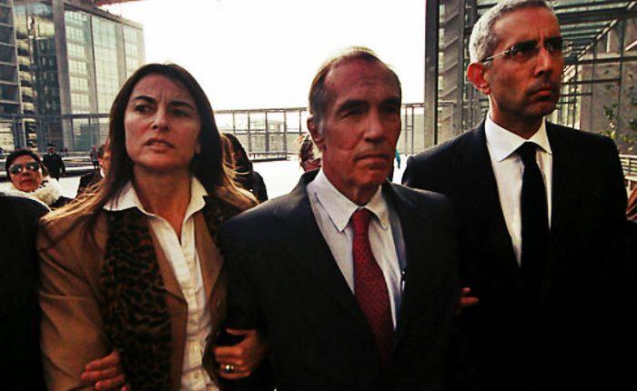Imputado, formalizado y preso: Corte decreta por unanimidad prisión preventiva para el senador Orpis