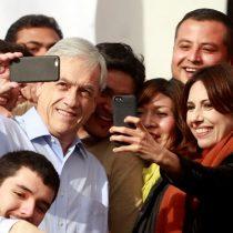 """Piñera sale a pegarle a Bachelet: """"Yo prefiero el ruido de una prensa libre que el silencio de una prensa amordazada"""