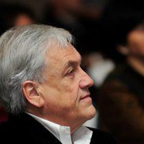 """Piñera insiste en sus críticas al gobierno: """"Nos está conduciendo por el camino equivocado"""""""