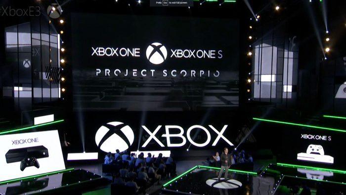 Project Scorpio, la consola con la que Microsoft entra al mundo de la realidad virtual