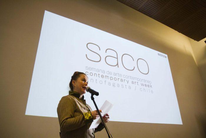 Con el sello transversal de la inmigración se lanzó la Semana de Arte Contemporáneo SACO5