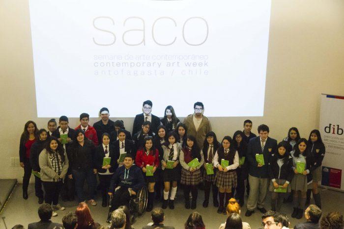 Lanzamiento SACO5 en