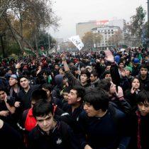 En medio de críticas por destrozos en el INBA Intendencia decide no autorizar marcha de estudiantes secundarios