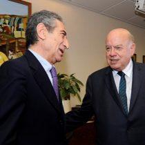 Tarud se laza con todo contra Insulza y lo acusa de desleal con Bachelet
