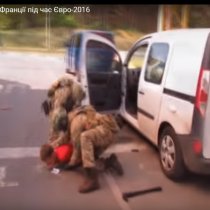 [VIDEO] Francés detenido en Ucrania preparaba 15 atentados durante la Eurocopa