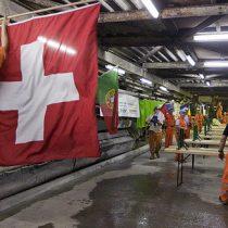 Cómo se construyó el túnel de San Gotardo en Suiza, el más largo del mundo, y sus increíbles cifras