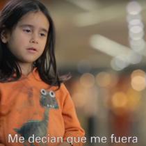 [VIDEO] ¿Qué harías si ves a una niña de 6 años sola en la calle? Esta es la conmovedora campaña de UNICEF por la desigualdad