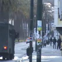[VIDEO ARCHIVO] El recordado video de la movilización estudiantil del año 2011