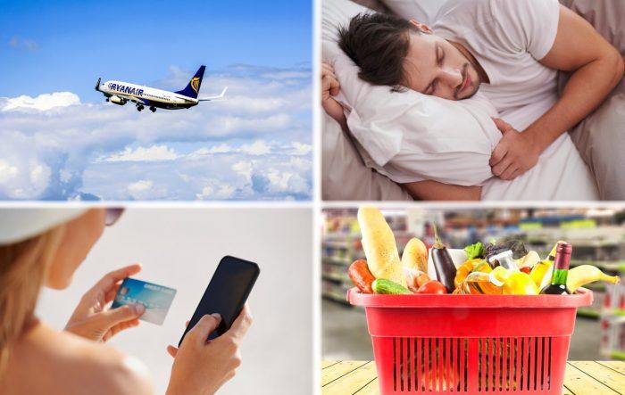 Nueve formas de ahorrar para que el dinero cunda durante un viaje