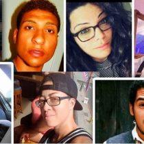 Víctimas de matanza de EEUU: en su gran mayoría latinas