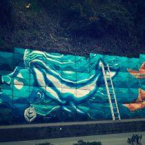 Encuentro reunirá en Santiago a 30 mujeres muralistas de todo Chile
