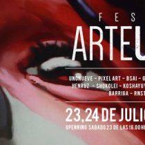 Inauguran galería dedicada exclusivamente al grafiti con festival de arte urbano
