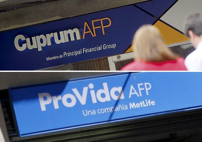 Sin superintendente ni fiscal, regulador verificará legalidad de Cuprum-Argentum y Provida-Acquisition