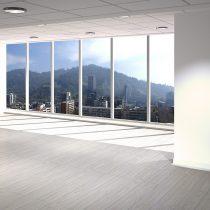 Mercado de oficinas sigue repuntando: tasa de vacancia cayó a 8%