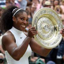 Serena Williams vuelve a reinar en Wimbledon e iguala el récord de Steffi Graf
