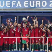 Eurocopa: Portugal sobrevive a la ausencia de Ronaldo y derrota a Francia en la final