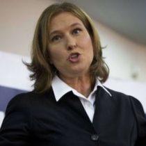 Policía británica cita a ex ministra israelí a declarar por crímenes de guerra