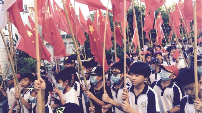 La rebeldía de los vecinos de Wukan,