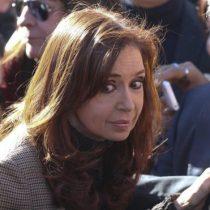Argentina: juez ordena el embargo general de bienes de la ex Presidenta Cristina Fernández