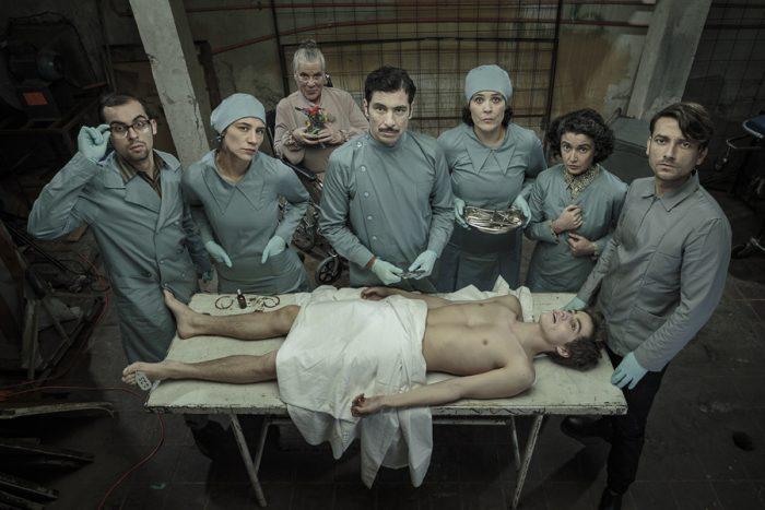 """""""99-La Morgue"""", a 30 años de su estreno en el Trolley se adapta a las problemáticas de hoy"""