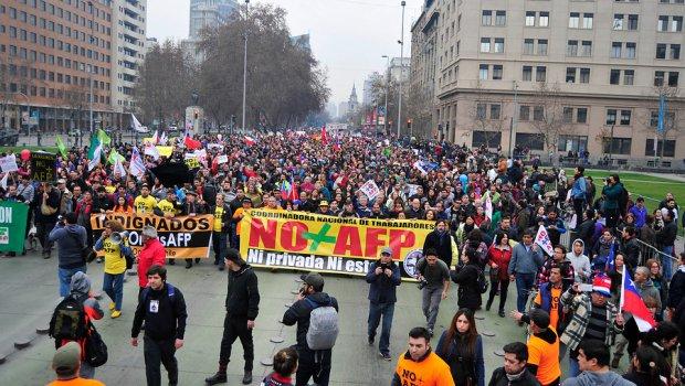 Vocero de agrupación No + AFP: