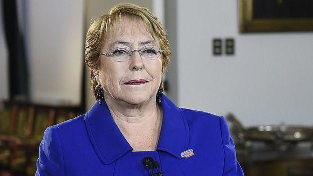 Bachelet ha propuesto una AFP estatal.