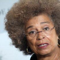 Legendaria activista por la transformación cultural, Angela Davis, regresa a Chile después de 44 años