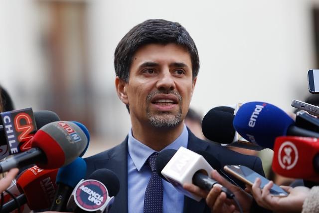 Ministro Díaz anuncia segunda etapa del Proceso Constituyente: